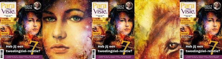 Overzicht ParaVisie magazine: Augustus