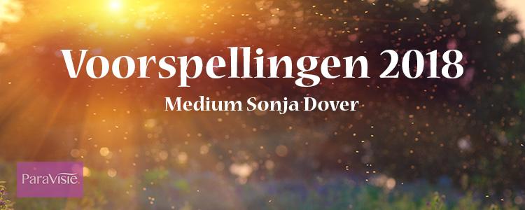 Voorspellingen 2018 Sonja Dover