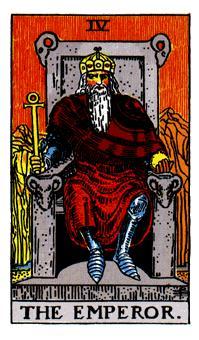 Card 1 - De keizer