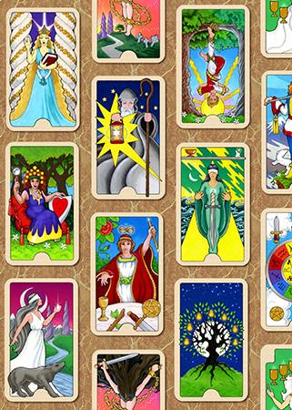 Grote kaarten tarot