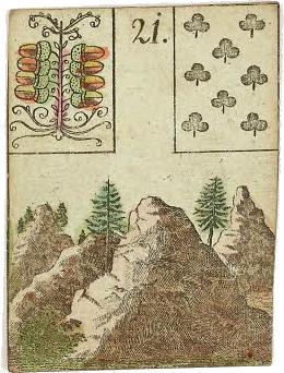 Card 2 - De Berg