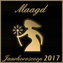Maagd jaarhoroscoop 2017