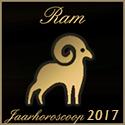 Ram jaarhoroscoop 2017