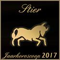Stier jaarhoroscoop 2017