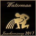 Waterman jaarhoroscoop 2017