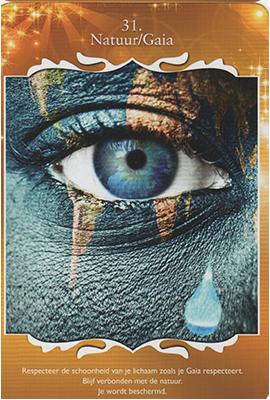 Spirituele kaart Natuur - Gaia