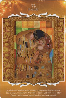 Spirituele kaart - Liefde