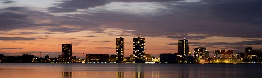 Hilversum city