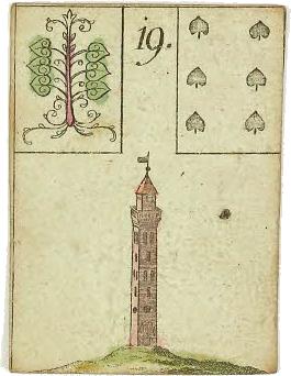 Card 2 - De Toren