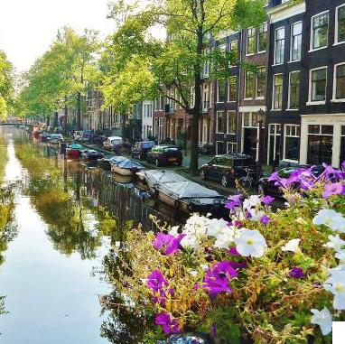 Amsterdam stad