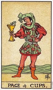 Card 3 - De Schildknaap met bekers