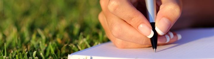 automatisch schrift