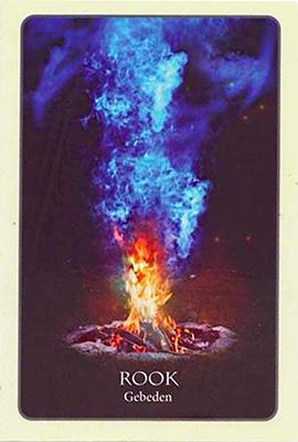 Orakel kaart - Rook | Gebeden